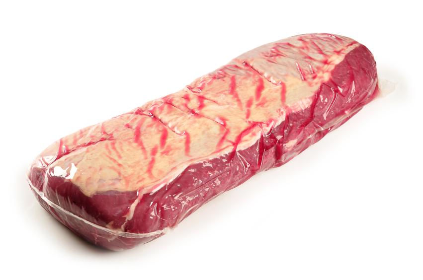Amazing Vacuum Packaging. Beef